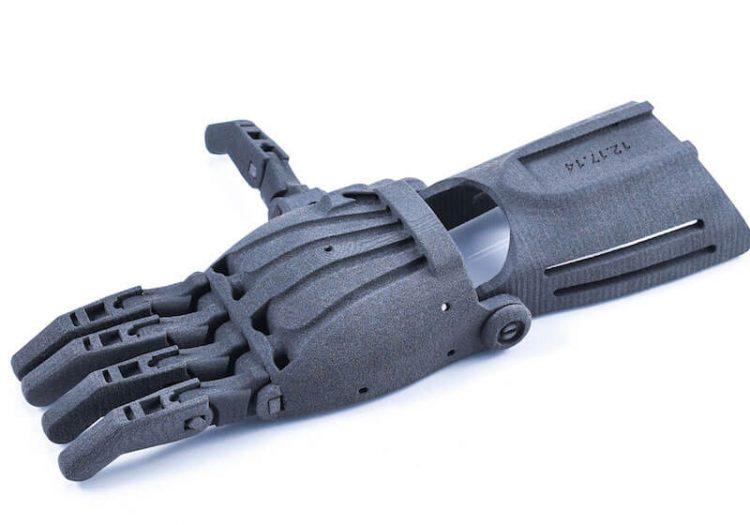 3D-printing-Hand